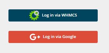 whmcs, google